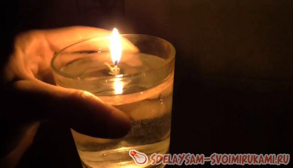 Как сделать лечебные свечи