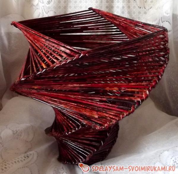 Плетение своими руками из лозы 56