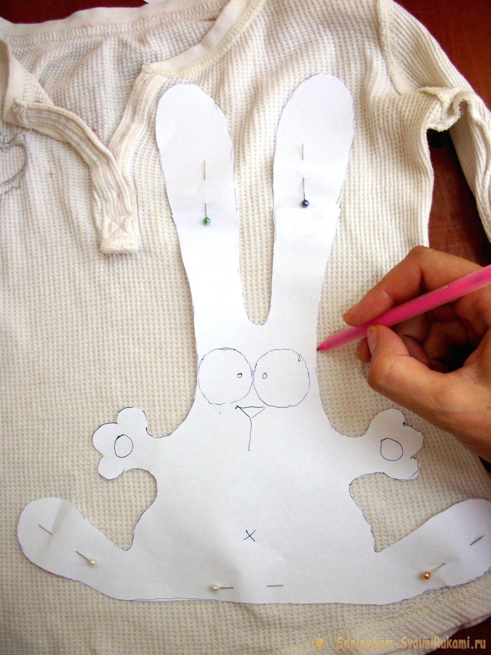 Сшить зайца своими 48