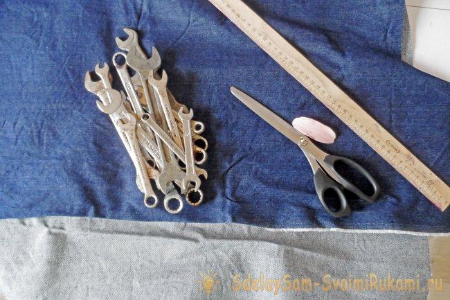 Органайзер для гаечных ключей