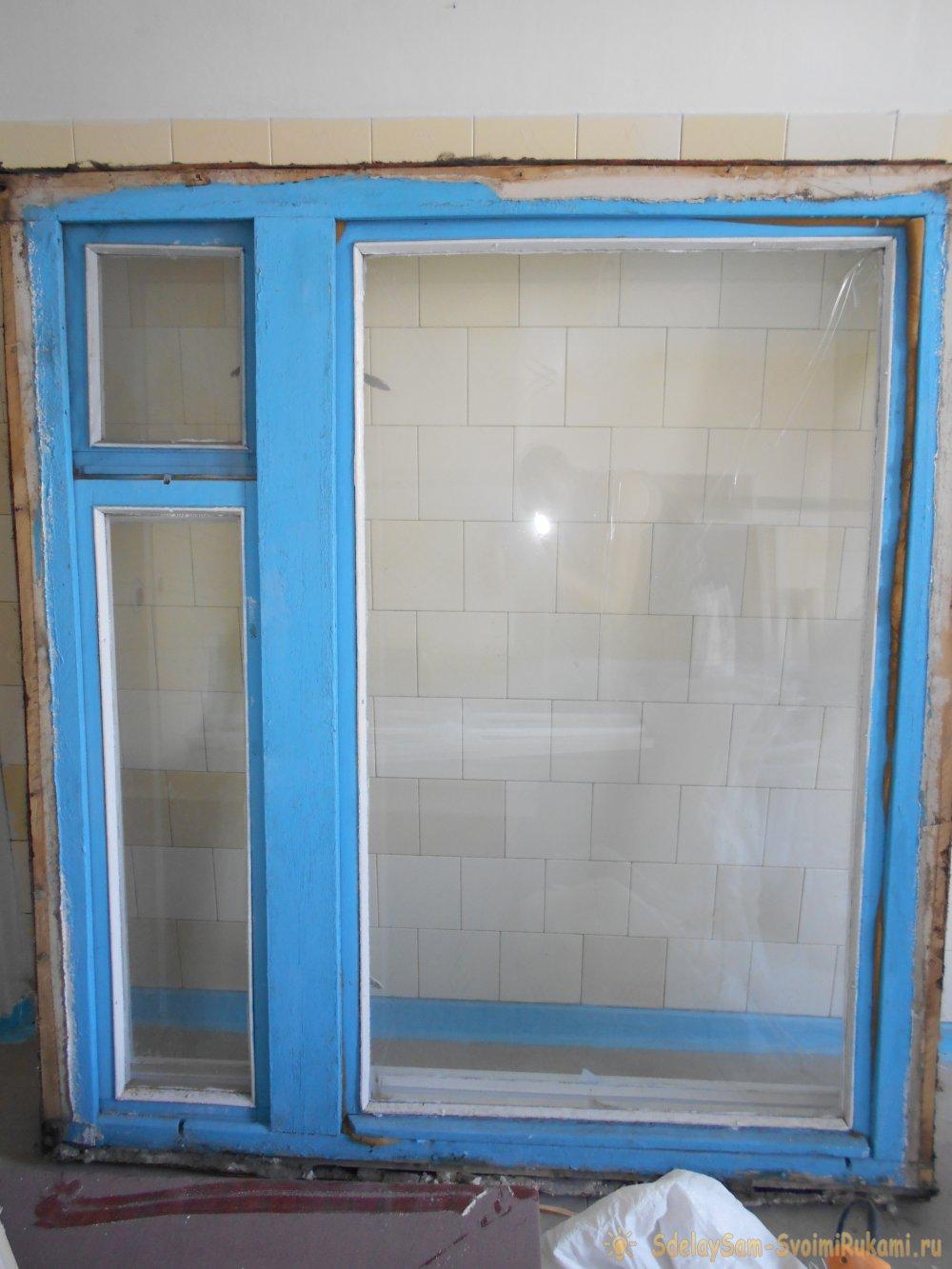 Пластиковые окна монтаж своими руками