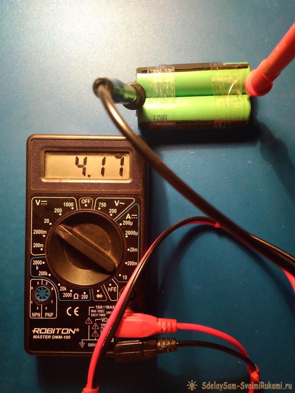 Как сделать повер банк своими руками из батареек 333