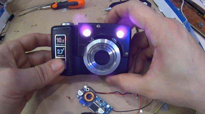 Как сделать для фотоаппарата своими руками 324