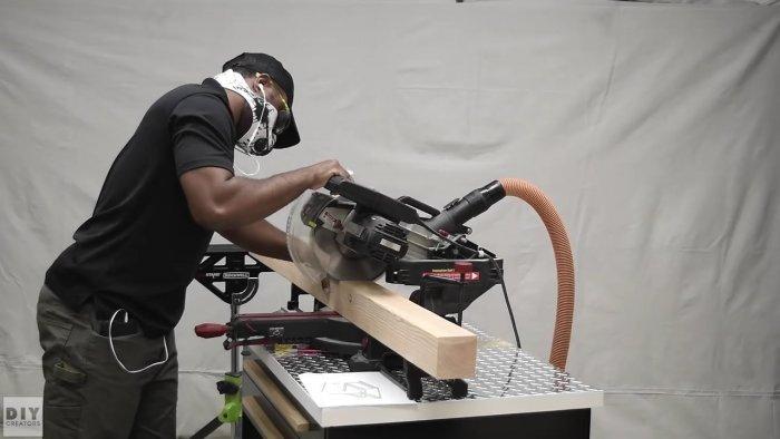 Как изготовить современное дачное кресло своими руками