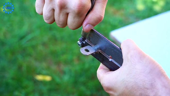Самодельный обжим для опрессовки трубчатых наконечников на кабеле