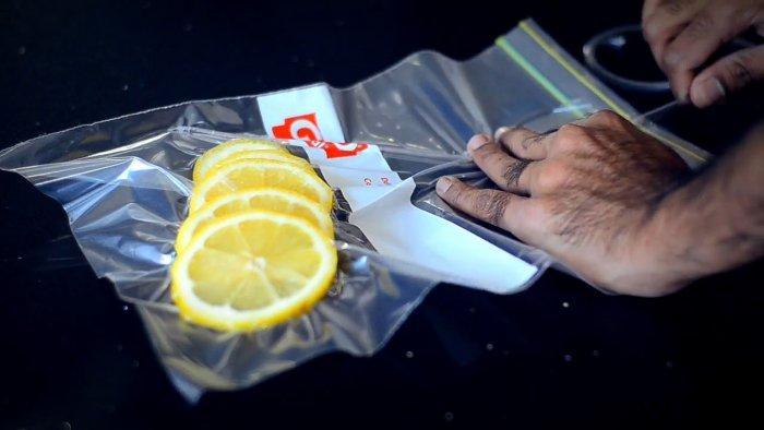 Как сделать вакуумный упаковщик из шприца