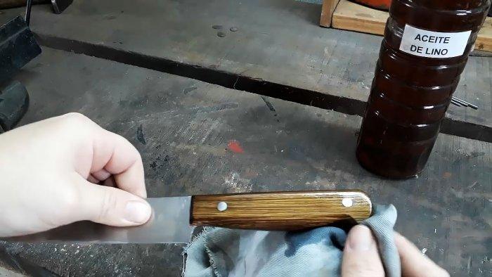 Как сделать заклепки из гвоздей
