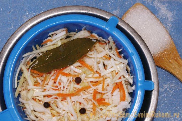 3 лучших рецепта квашеной капусту