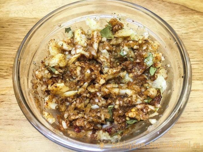 Самый вкусный рецепт приготовления сала в луковой шелухе