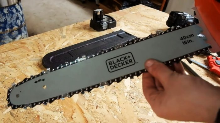 Как сделать станок для распиловки дров из цепной электропилы