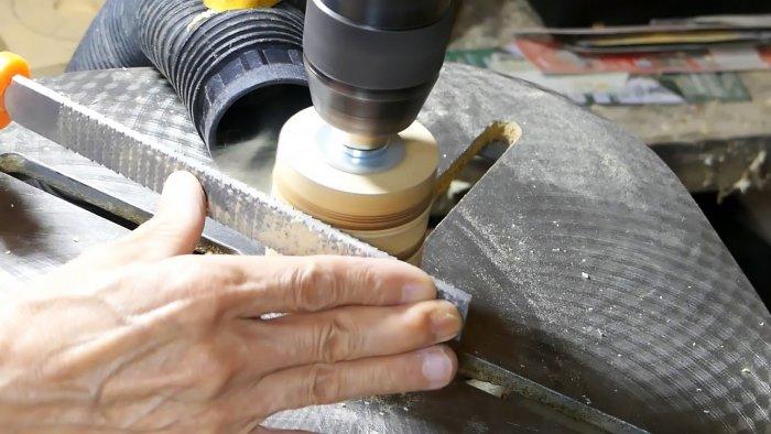 Как сделать ролики для гриндера