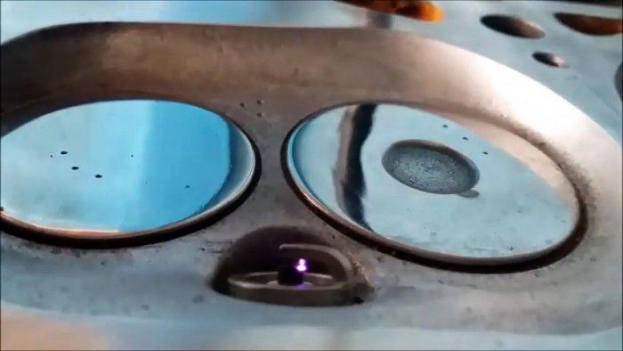 Многоэлектродная свеча из обычной своими руками