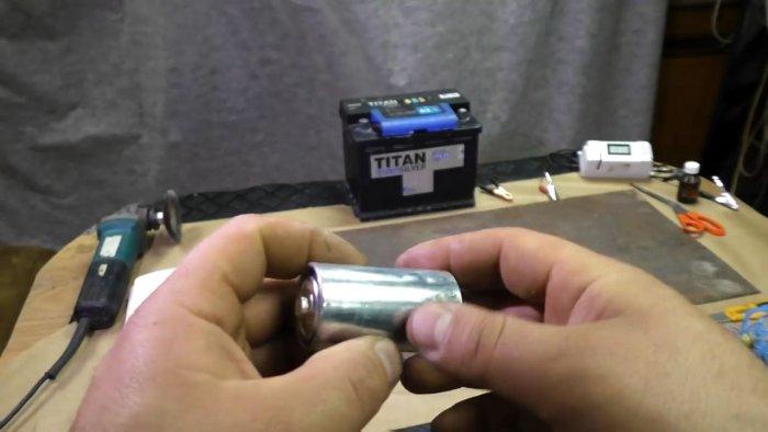 Как в гараже оцинковать металл автомобиля