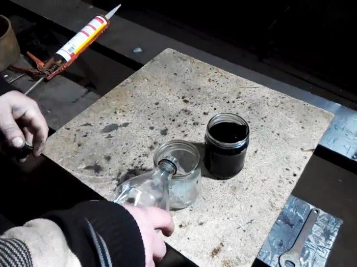 Как сделать водоотталкивающую краску для металла бетона дерева и даже пластика