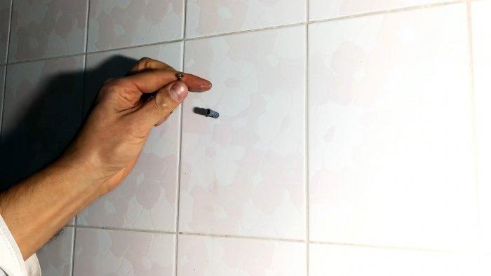 Как просверлить кафель сверлом по бетону, чтобы тот не треснул