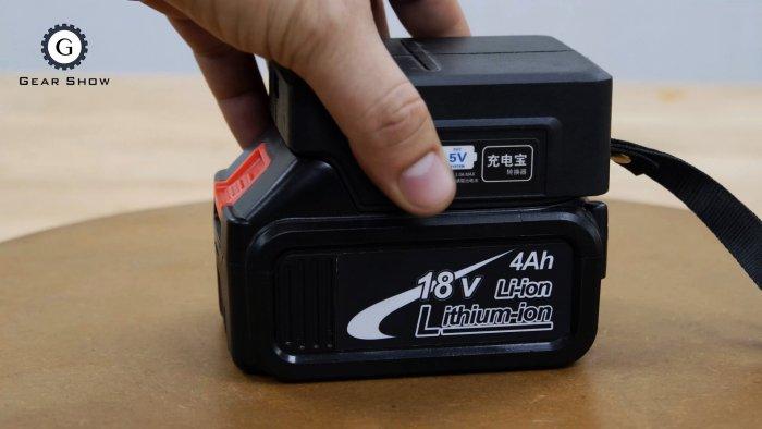Как переделать сетевой электролобзик в аккумуляторный