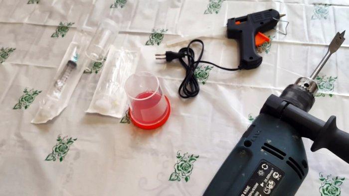 Как сделать бесшумный гидрозатвор для емкости брожения