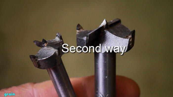 Как сделать быстрозажимную гайку. 2 разных способа