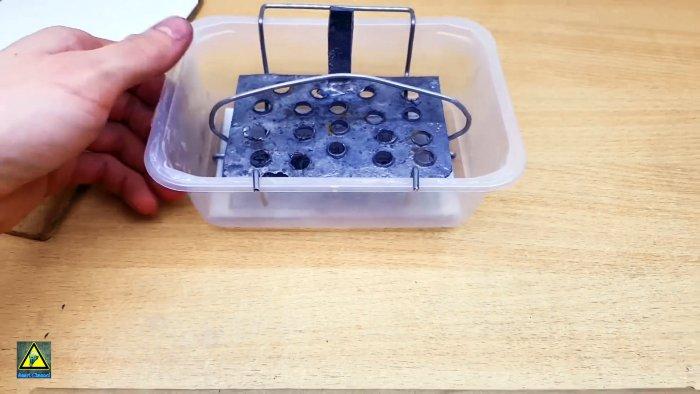 Как сделать шильдики для станка простым способом