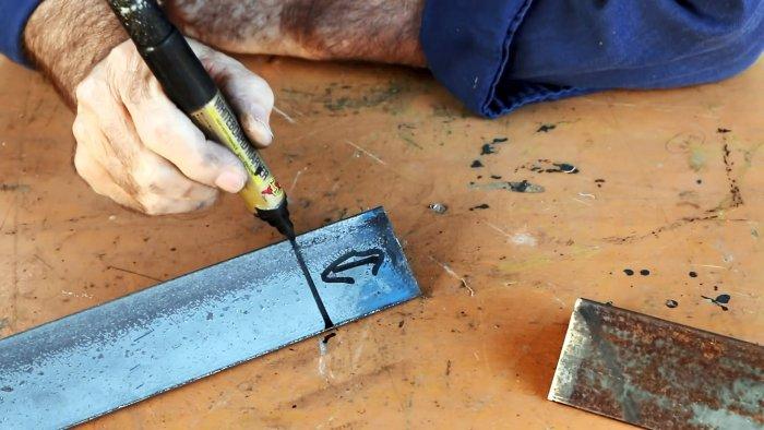 Как аккуратно, прочно и быстро сварить уголок под прямым углом