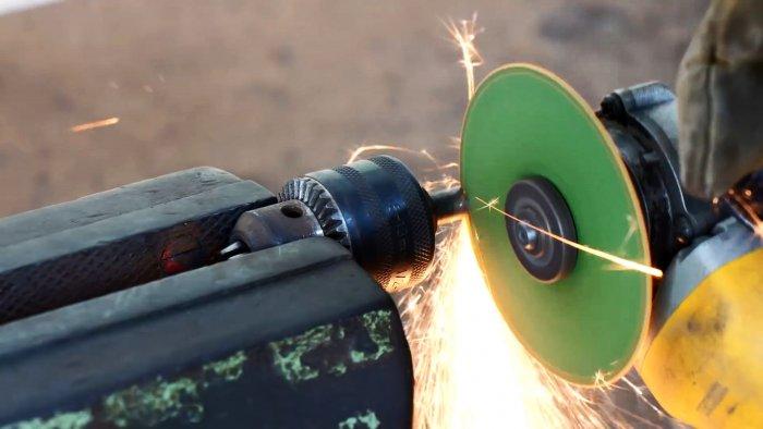 Как сделать приспособление для вырезки седловин труб под любым углом