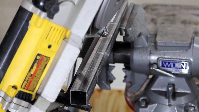 Как сделать струбцину для сборки рамок
