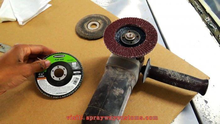 Как отремонтировать сквозную коррозию кузова автомобиля без сварки