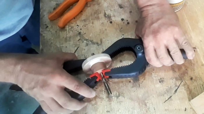 Как сделать радиальный вентилятор для вытяжки мастерской из фанеры и двигателя стиралки
