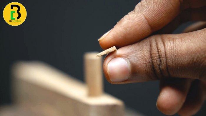 Как установить шкант «намертво»