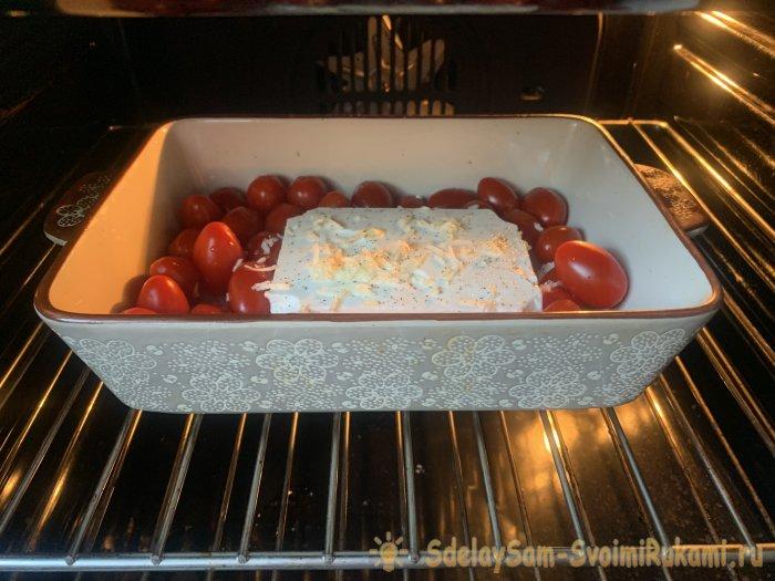 Рецепт пасты с сыром «Фета» - приготовит даже ребенок