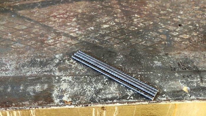 Как сделать брутальную дверную ручку