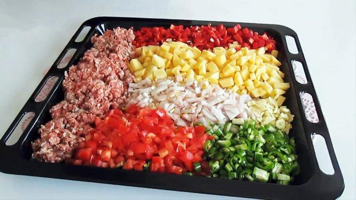 Рецепт простого ужина для всей семьи, который сложно испортить