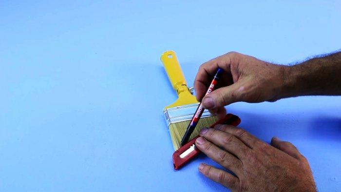 5 хитростей при покраске