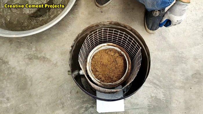 Как сделать простую печь для плавки алюминия