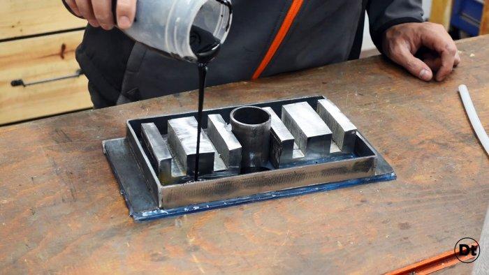 Как сделать электромагнитные тиски из микроволновки для мгновенной фиксации