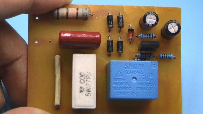 Как сделать устройство плавного пуска из доступных деталей и продлить жизнь электроприборам
