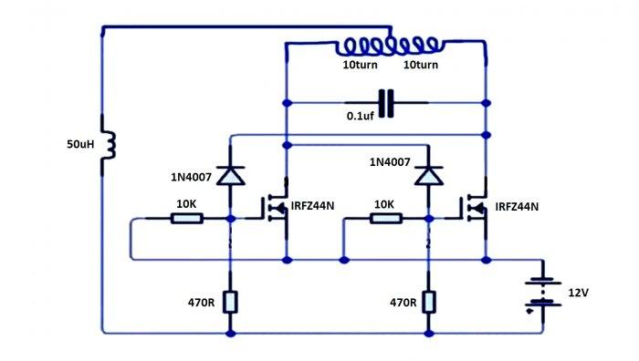 Как сделать индукционный аккумуляторный чайник быстрого нагрева