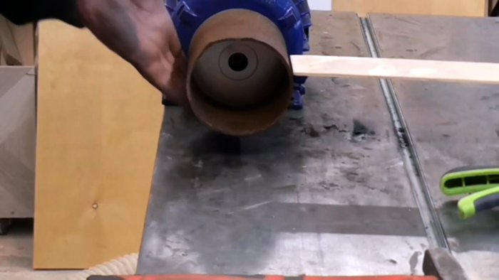 Как сделать шкив для гриндера без токарки из куска трубы