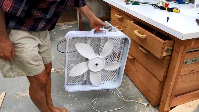 Вентилятор сильно вибрирует? Балансировка своими руками